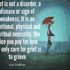 Grief Meaning – in the search of the meaning of life-grief and loss